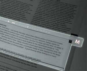 La tecnología llega a la lectura nocturna
