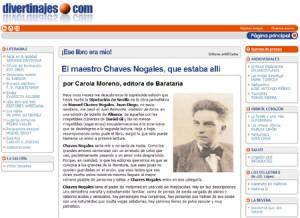 """""""¡Ese libro era mío!"""", por Eva Orúe en Divertinajes.com"""