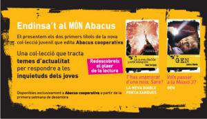 Abacus crea una línea editorial para jóvenes que contempla herramientas interactivas