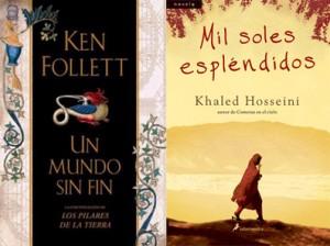 Bestsellers globales en 2008