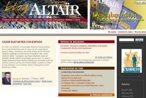 Aniversarios en la librería Altaïr