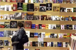 Las ventas de libros suben en Francia y Alemania