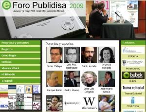 eForo Publidisa 2009