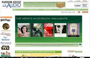 Los audiolibros norteamericanos se liberan del DRM