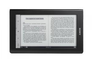 Sony anuncia el lanzamiento de un lector con conectividad 3G y el acceso a libros mediante el préstamo bibliotecario