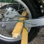 Palo en la rueda