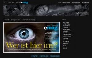 Axel Springer estrena una revista digital de pago