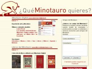 El editor ante la digitalización: Valentín Pérez Venzalá, de Minotauro Digital