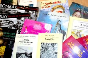 Regala libros por Navidad – ¡libros a sorteo!