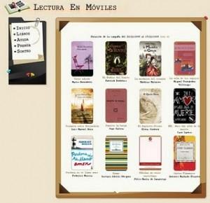Andalucía fomenta la lectura a través de móviles