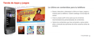 Vodafone firma un acuerdo con TodoeBook para vender libros digitales a través de móviles