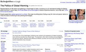 El servicio de noticias Living Stories de Google, ahora abierto a los desarrolladores externos