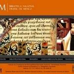 Biblioteca nacional digital Mexico