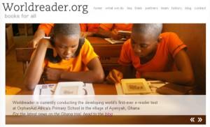 Kindles para la alfabetización