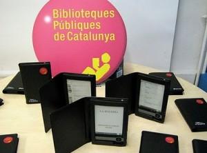 Los Readers llegan a las bibliotecas públicas de Cataluña
