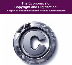 Informe sobre los derechos de autor en el proceso de digitalización (Reino Unido)