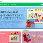 Sesame street ebookstore