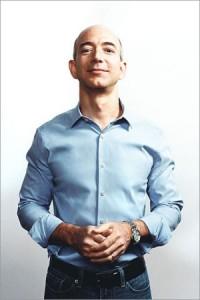 Bezos a la conquista del comercio en la red