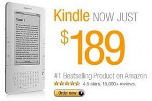 Los libros electrónicos bajan de precio