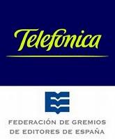 Telefónica y el Gremio de Editores fomentarán la distribución de libros digitales a través de Internet