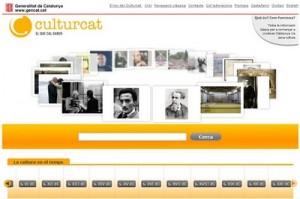 Culturcat, el portal del que hay que saber de la cultura catalana