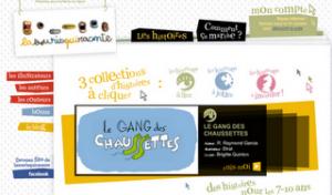 La Souris qui raconte, un nuevo portal de cuentos para niños