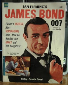 Ian Fleming Publications publica a James Bond en versión digital en el Reino Unido