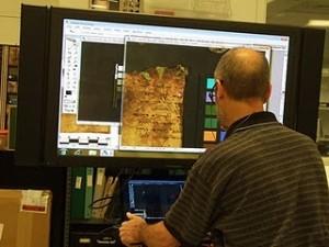 Se pone en marcha el macroproyecto de digitalización de los Manuscritos del Mar Muerto