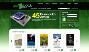Gurebook, la primera plataforma de libros digitales vascos