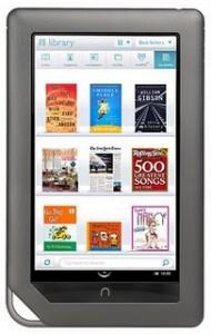 Barnes&Noble lanza Nook Color, una tablet con pantalla LCD