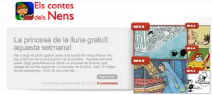 """Barcelona Multimedia lanza la aplicación """"Los cuentos de los Niños"""" para iPad y iPhone"""