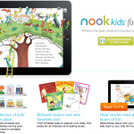 Nook kids iPad