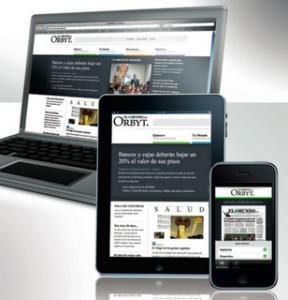 El quiosco digital Orbyt alcanza los 23.500 suscriptores