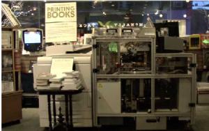 La librería McNally Jackson de Nueva York instala un sistema de impresión a demanda