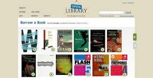 Internet Archive, con 150 bibliotecas, lanza un programa de préstamo de libros electrónicos