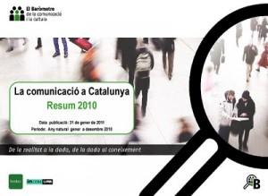 El número de usuarios de Internet en Cataluña supera por primera vez el de lectores de diarios
