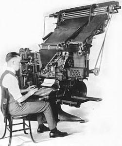 Maravillas de la modernidad: la fabricación de libros a mediados del siglo XX