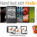 Amazon Kindle Alemania
