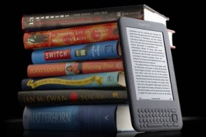Amazon ya vende más libros Kindle que libros impresos