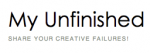 My unfinished novels_logo