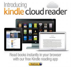Amazon lanza una aplicación web HTML5 para libros Kindle