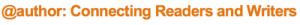 Amazon lanza @author, un servicio para contactar directamente con los autores desde el Kindle