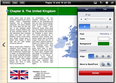 Book Creator para iPad, una aplicación para crear tus propios libros ...