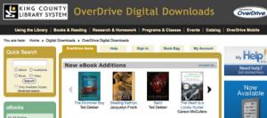Overdrive y Amazon se asocian para ofrecer libros Kindle en las bibliotecas públicas de EEUU