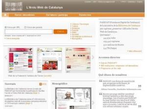 La Biblioteca de Catalunya renueva la web de PADICAT