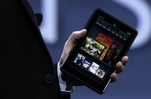 Amazon lanza su propio navegador y la tablet Kindle Fire