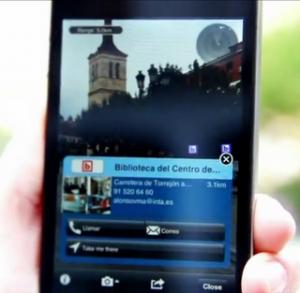 El Ministerio de Cultura presenta una aplicación móvil de realidad aumentada para localizar bibliotecas públicas