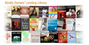 Amazon crea una biblioteca de préstamo gratuito para los propietarios de dispositivos Kindle