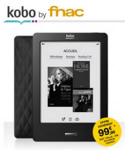 """Kobo y FNAC lanzan conjuntamente el proyecto """"Kobo by FNAC"""""""