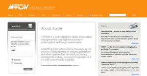 Arrow, proyecto europeo de gestión de obras huérfanas